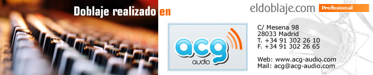 Microsite ACG Audio
